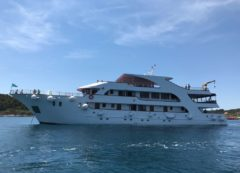 El barco, categoría estándar superior