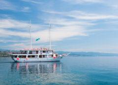 Barco de categoría estándar