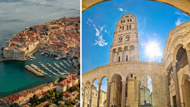 Viaje a Eslovenia y Croacia - Split