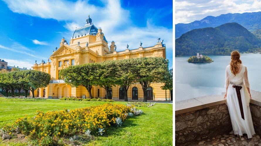 Grand Tour por los Balcanes: Zagreb (Croacia) y Bled (Eslovenia)