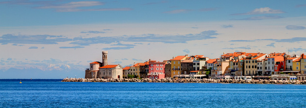 Viaje a Eslovenia y Croacia - Piran