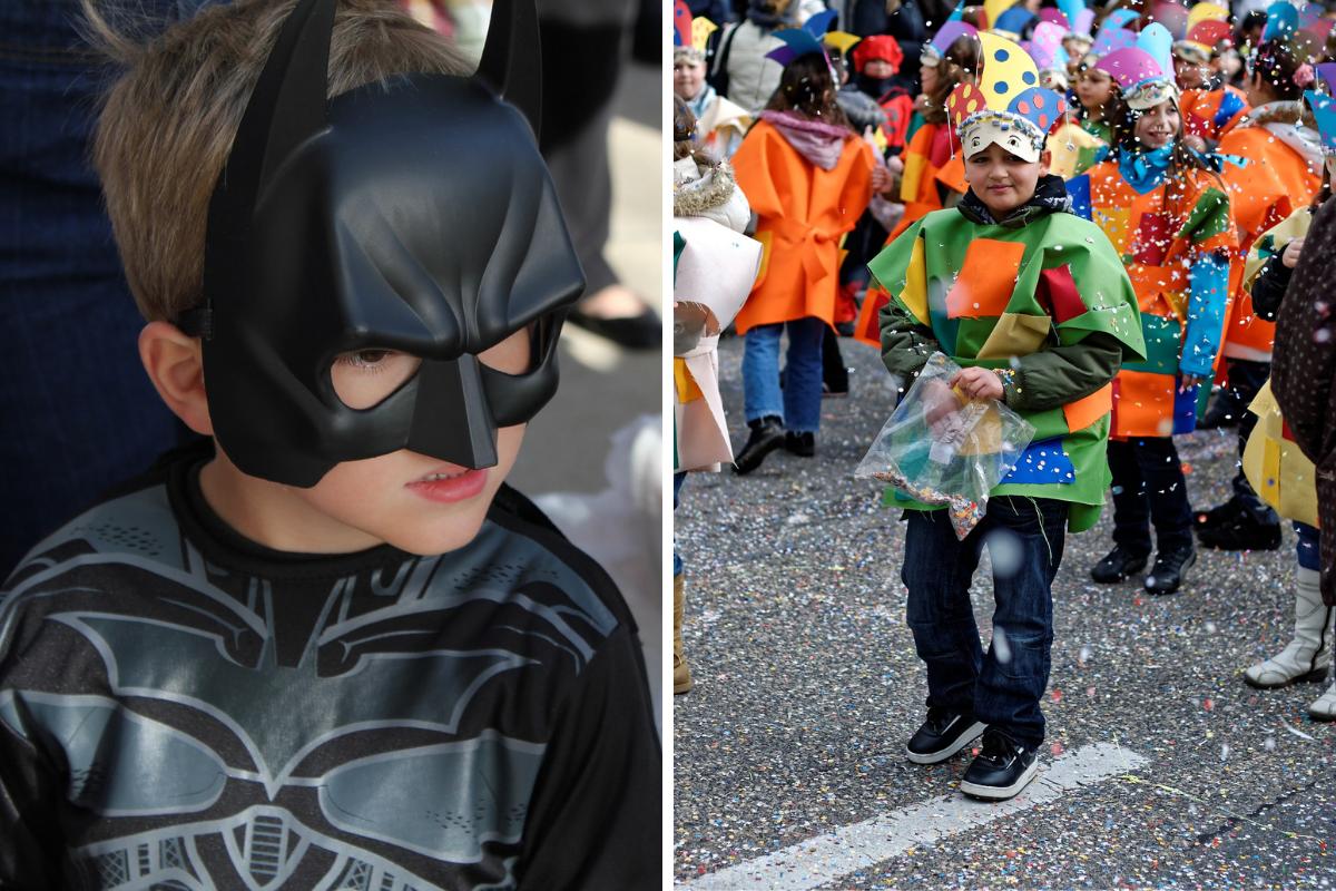 Carnaval en Rijeka-desfile