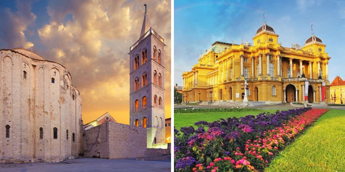 Pascua en Croacia con Ekorna