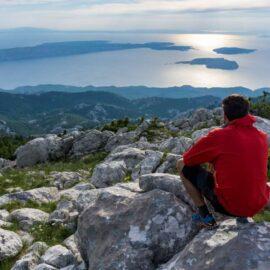Senderismo en Velebit, Croacia
