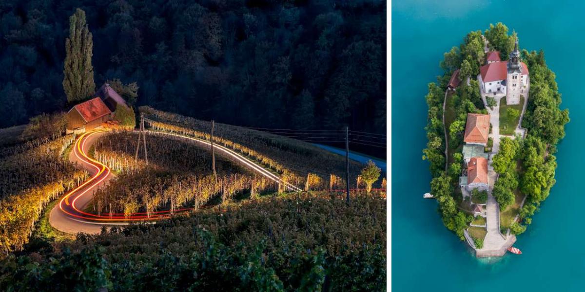 ¿Qué visitar en Eslovenia en una semana? Viñedos y Bled con Ekorna