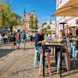 ¿Qué visitar en Eslovenia en una semana? - Liubliana