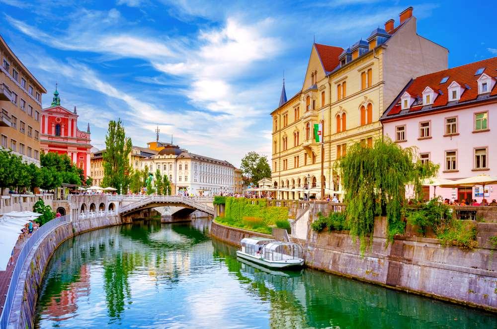 ¿Qué ver en Liubliana? - Ekorna