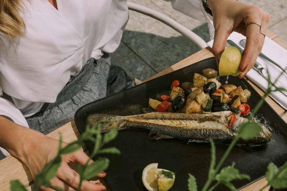 Gastronomía de la costa de Eslovenia