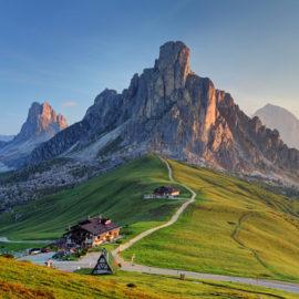 Senderismo en Dolomitas