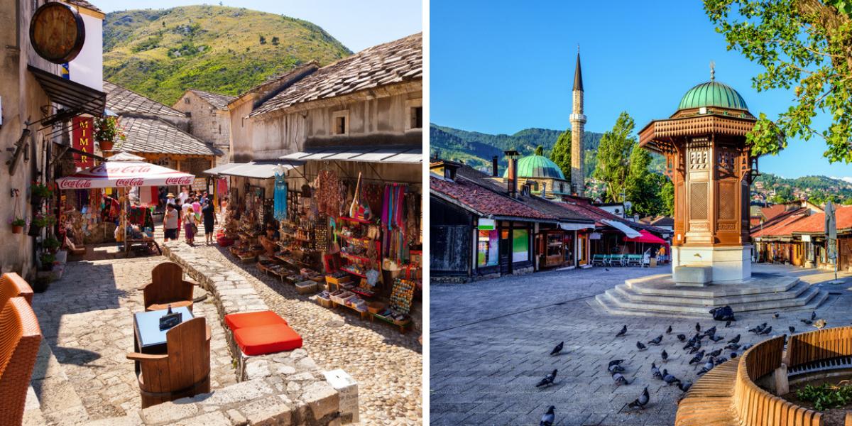 Excursión a Sarajevo con guía chofer en español-Ekorna