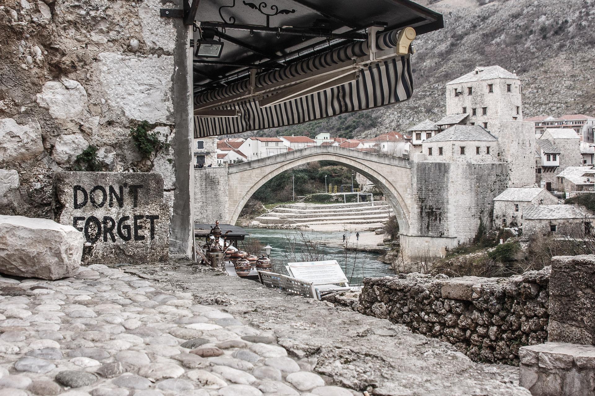 Visita Mostar y su puente con Ekorna