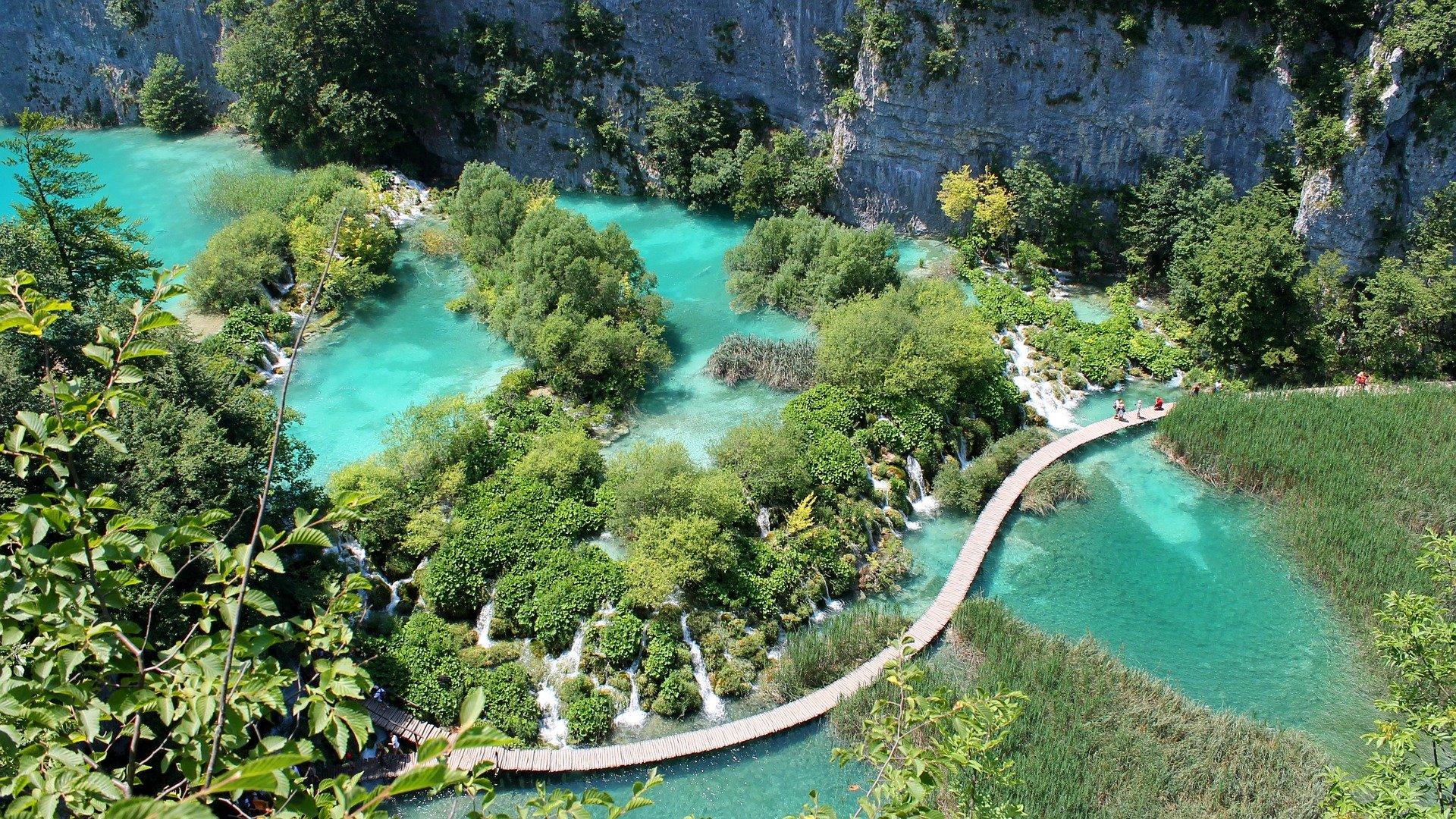 Parque Nacional de Plitvice-Ekorna