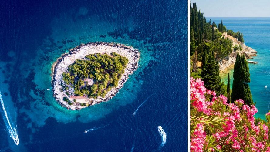 Que islas de Croacia visitar: crucero Virgen Naturaleza Dálmata