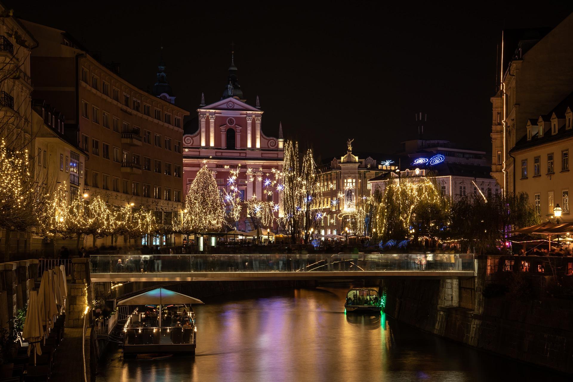 Viaje de año nuevo a Eslovenia