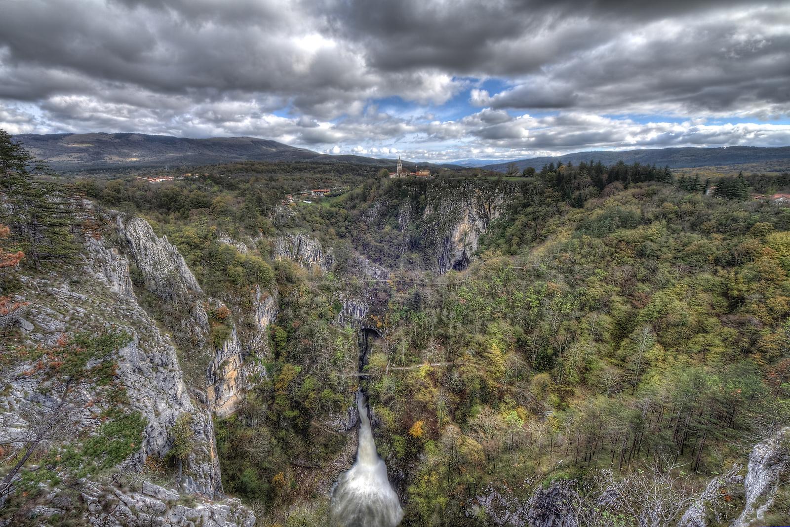 Cuevas de Skocjan, www.slovenia.info, Avtor: Alan Kosmac, Sidarta d.o.o.