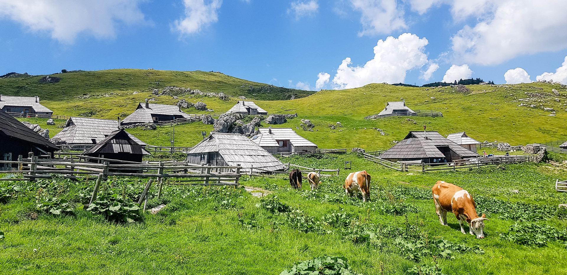 Velika Planina-Eslovenia-Ekorna viajes