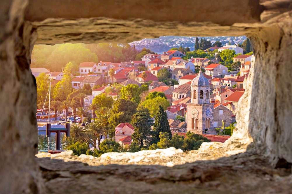 Cavtat, Croacia-Ekorna