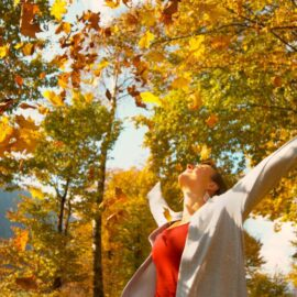 viaje en otoño a Eslovenia
