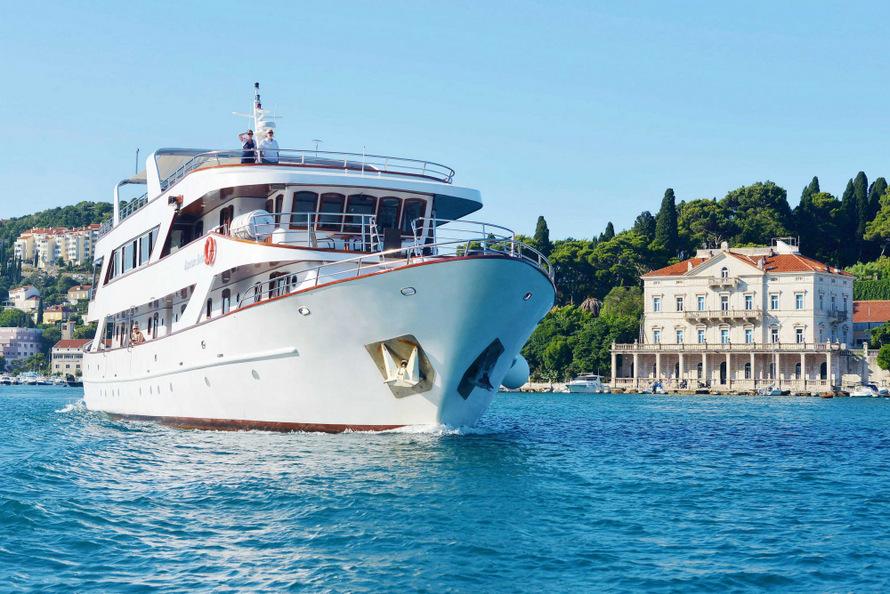 Crucero Croacia desde Split - visita de islas Elafiti Croacia