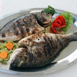 Gastronomía-de-Croacia-pescado-fresco