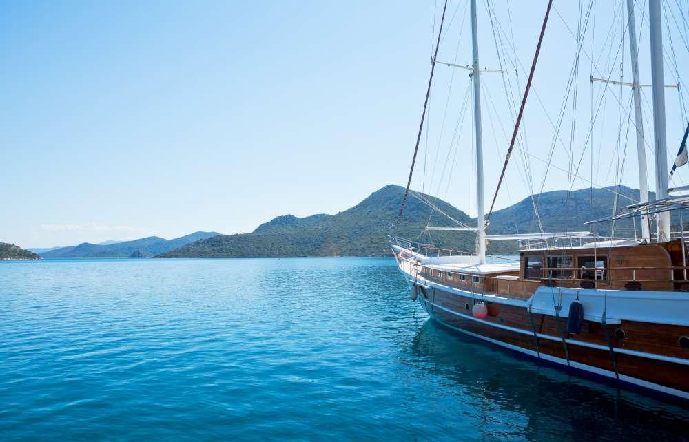 En goleta por Croacia-Ekorna viajes