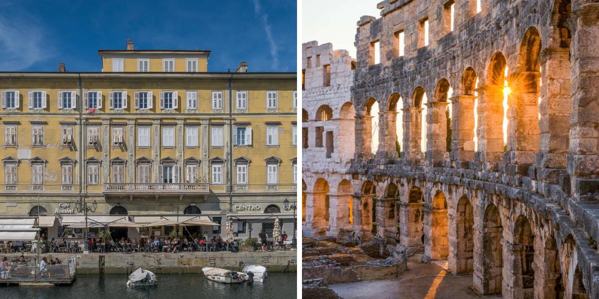 Tres naciones de Istria con Ekorna viajes