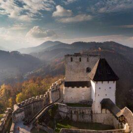 castillo en Celje