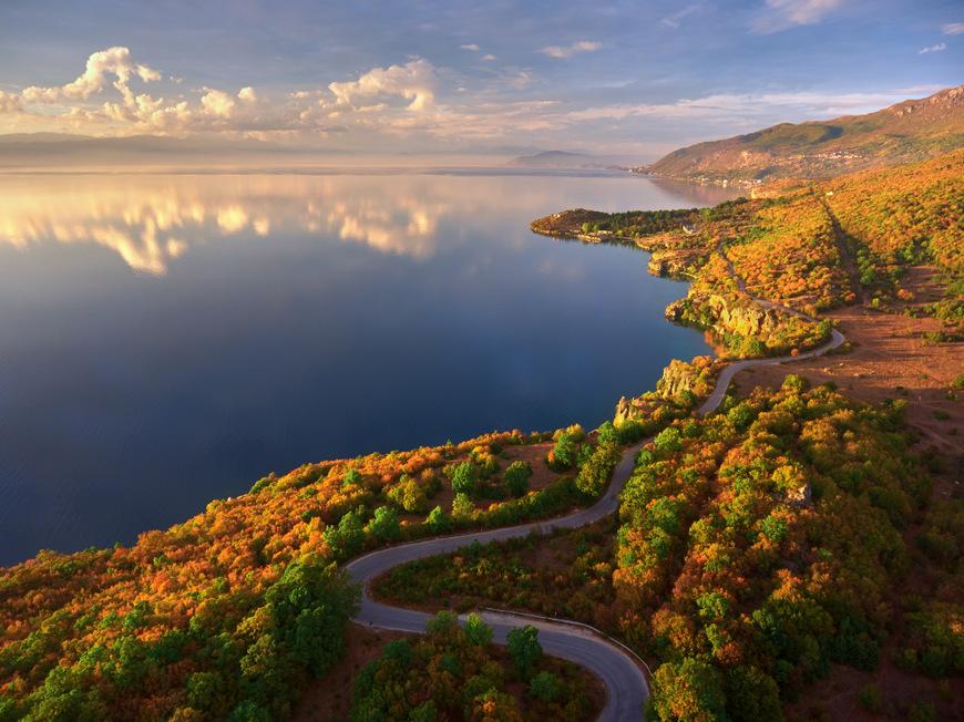 Macedonia y Grecia