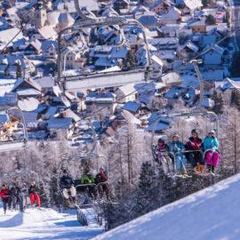 Kranjska Gora en invierno, www.slovenia.info, Avtor: Iztok Medja