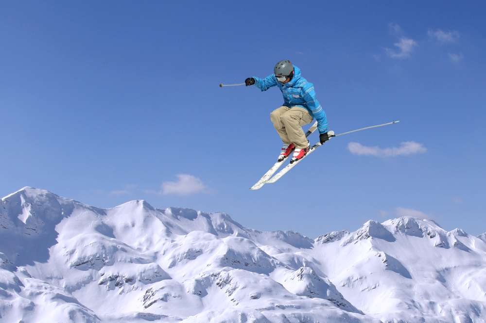 esqui alpino en Eslovenia