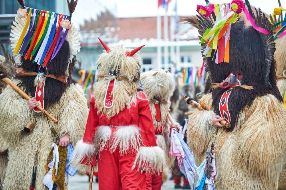 Carnaval en Europa - Kurentovanje en Ptuj