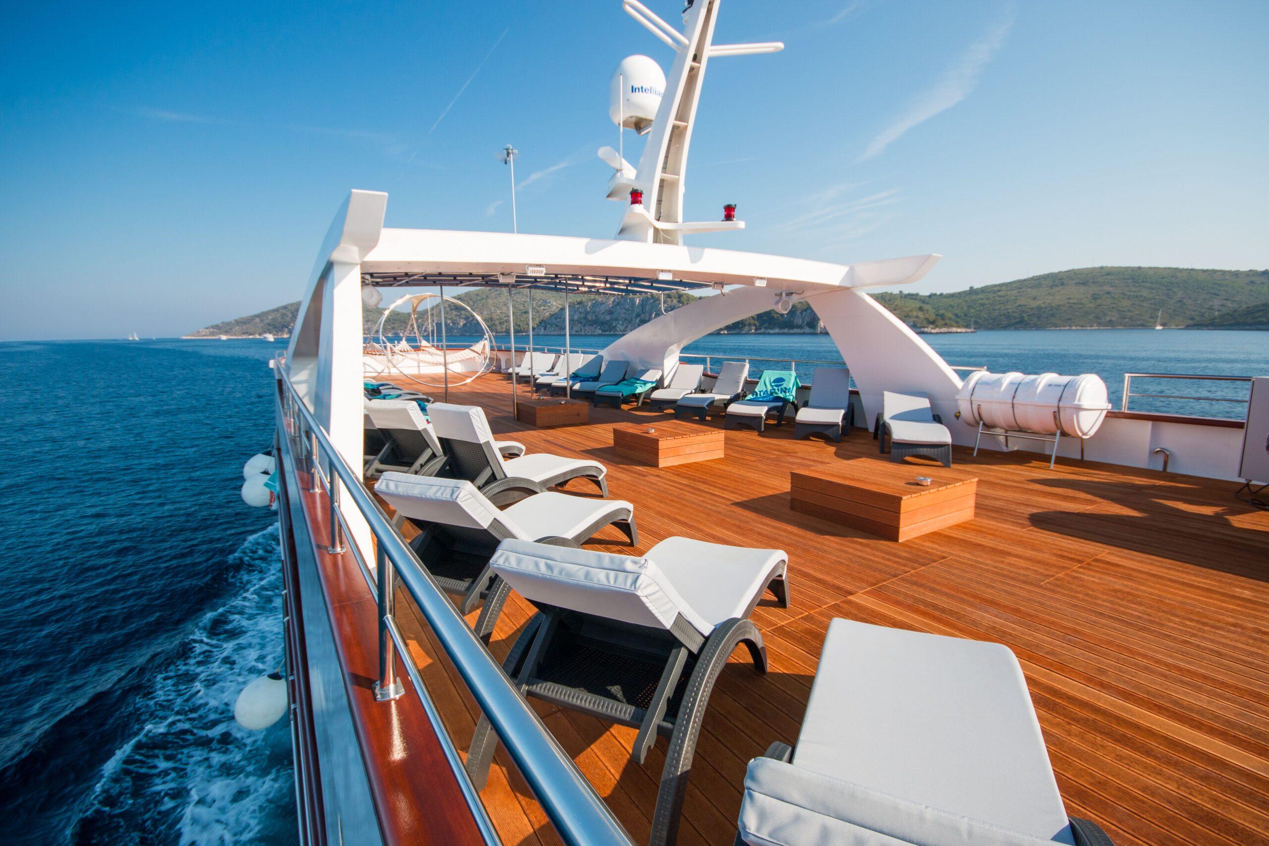 Crucero por las playas de Croacia-Ekorna