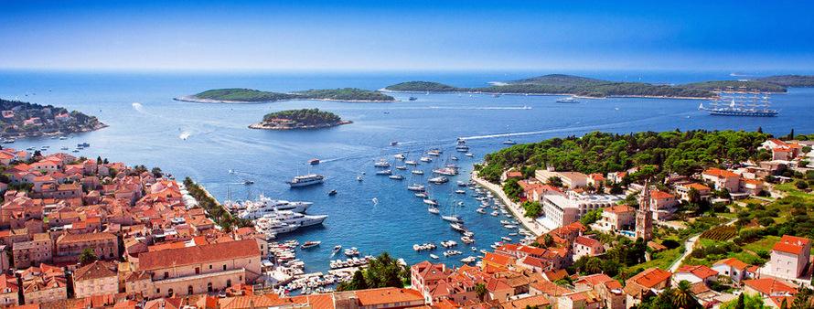Crucero por Croacia: Hvar