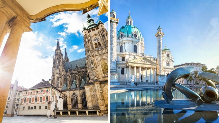 viajes religiosos a Europa