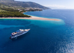 Crucero de lujo por Croacia