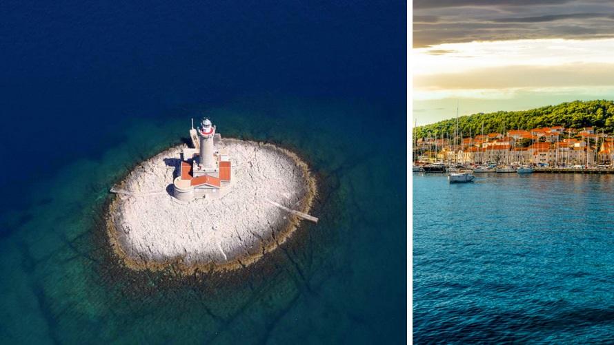 Crucero de lujo desde Split
