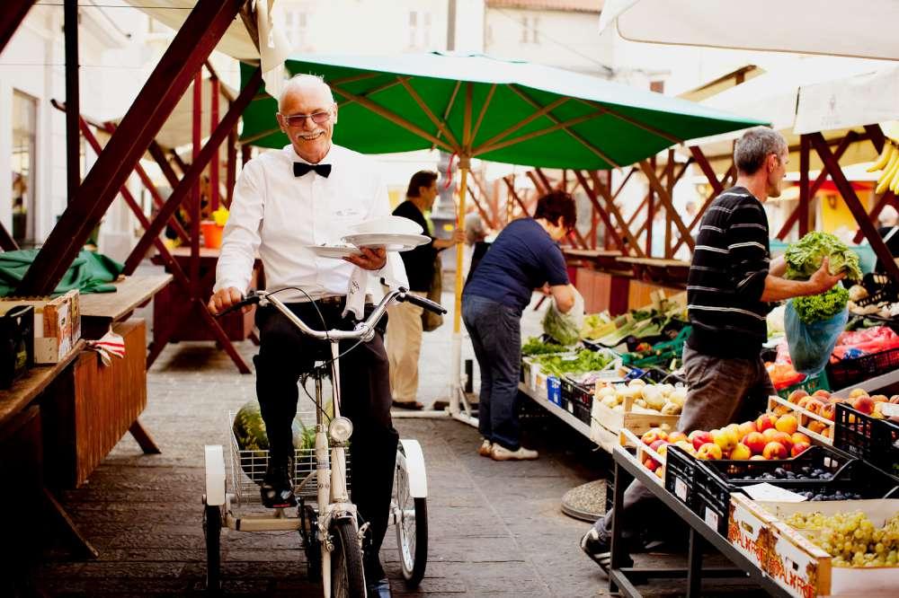ferias y mercados en Croacia-www.slovenia.info, Julia Wesely, Turistično združenje Portorož