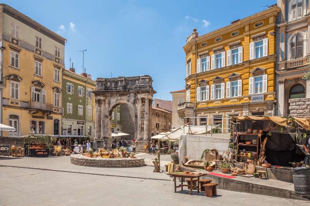 Feria-Pula-Istria, Croacia