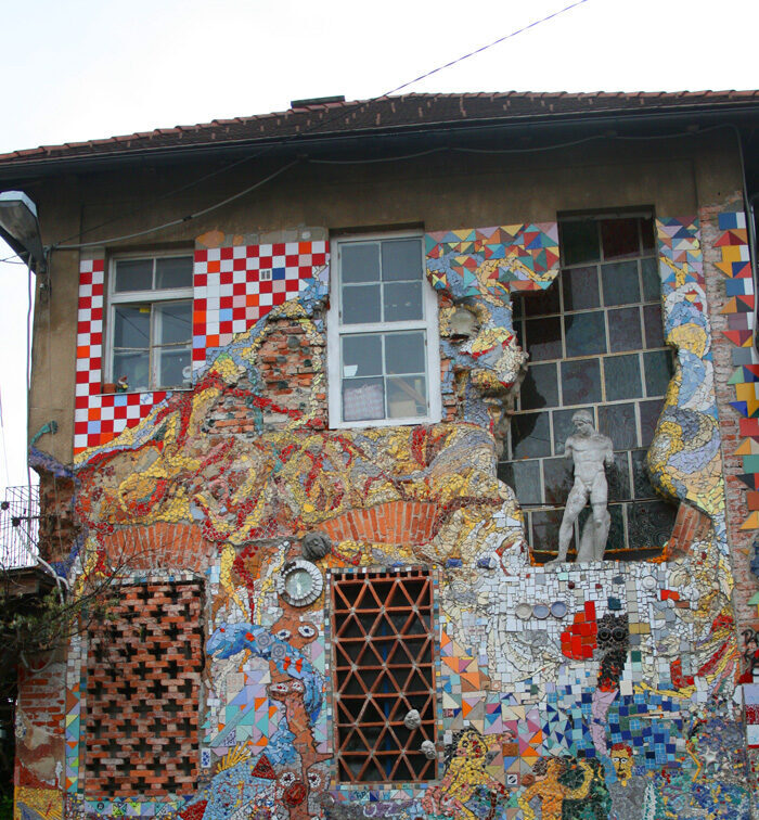 Visita Melkova cuando viajes a Liubliana con Ekorna