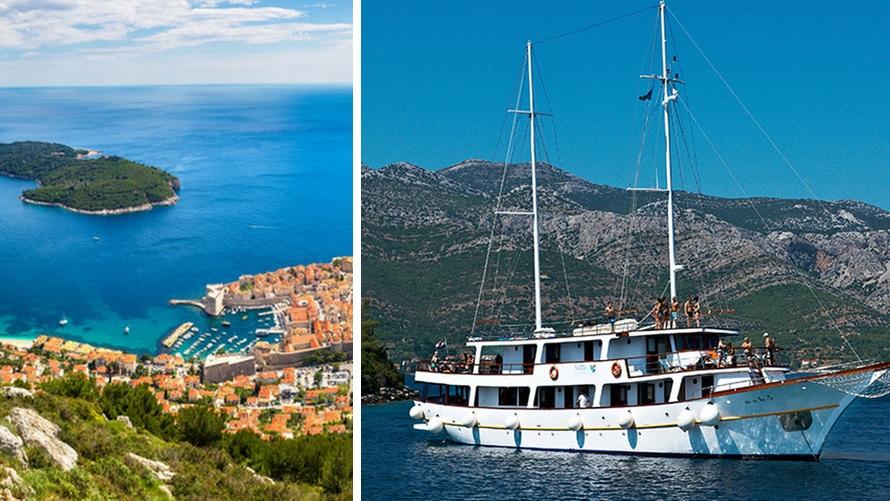 Crucero estándar desde Split (Dubrovnik, Croacia)