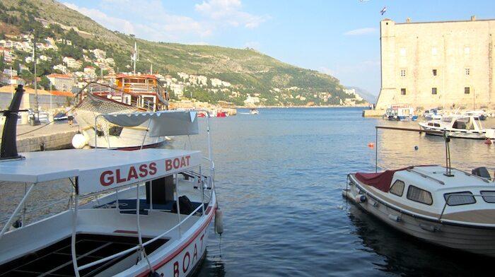 Isla de Lokrum en Croacia