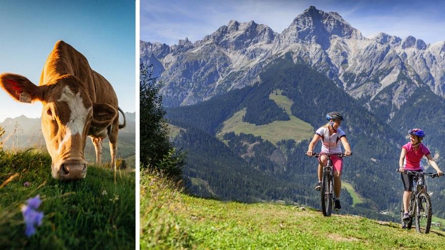senderismo en Austria