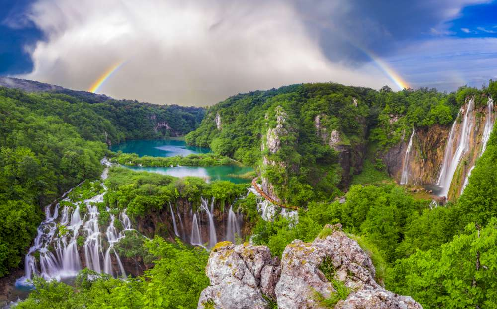 Senderismo en Croacia - Lagos de Plitvice