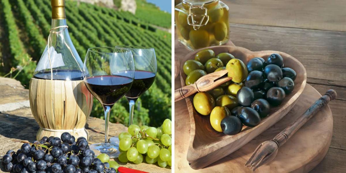 Vino de Peljesac península Croacia
