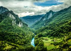 Río Tara, Montenegro