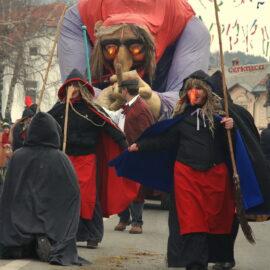 Carnaval en Eslovenia, www.sloveia.info, Avtor: Arhiv RRA Zeleni kras d.o.o.