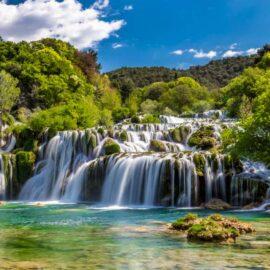 Parque Nacional Krka Croacia