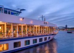 Crucero de lujo por el Danubio
