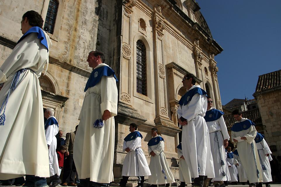 Semana Santa en Hvar; foto: archiva TZ Hvar