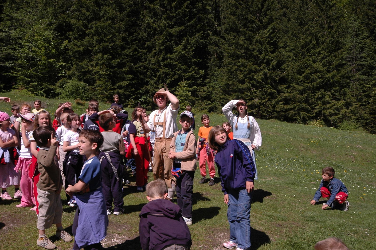 Kekec; foto: Kranjska Gora Tourist Board, photo: Klemen Gričar; vir: www.slovenia.info